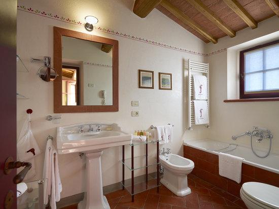 Hotel Le Fontanelle: Bathroom