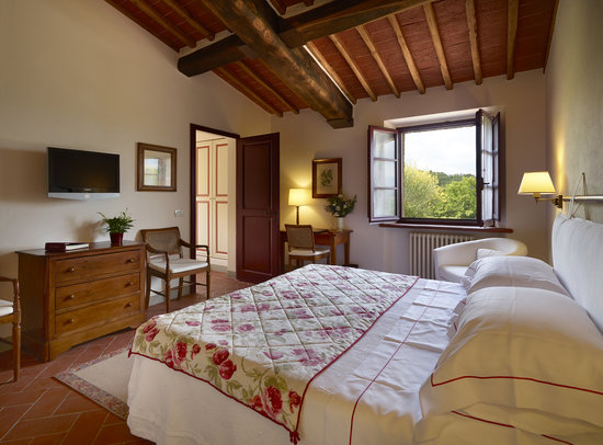 Hotel Le Fontanelle: Prestige room