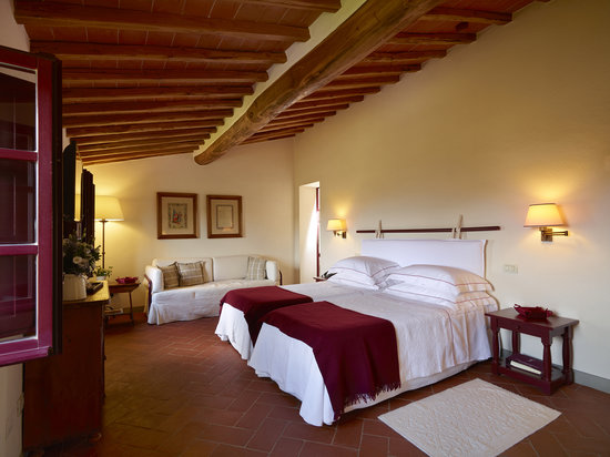 Hotel Le Fontanelle : Classic TWIN room