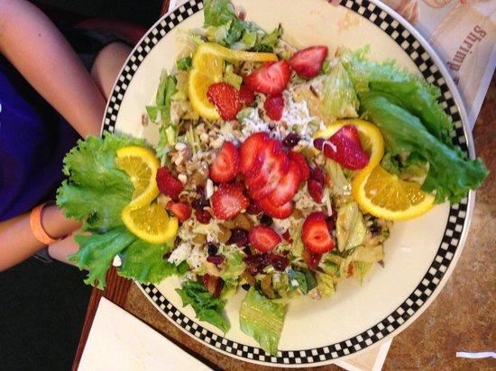 Black Bear Diner: Summer Harvest Salad