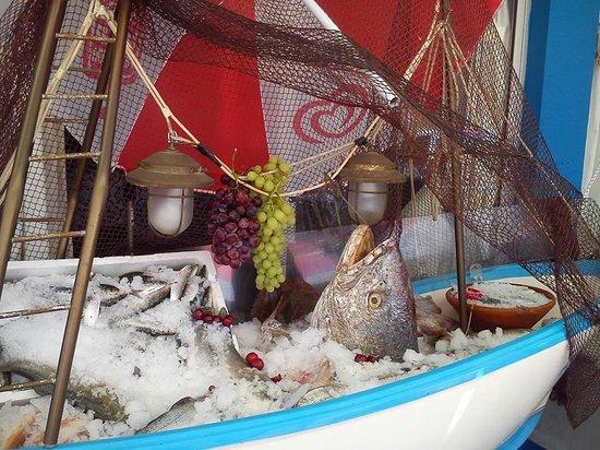 Hel-Bar: Banca do peixe