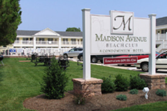 Madison Avenue Beach Club Motel: Madison Avenue Beach Club