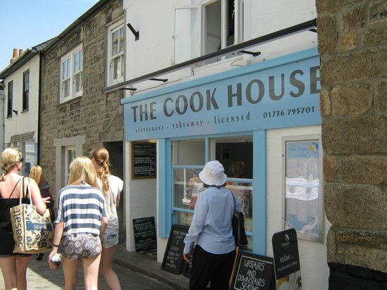 The Cook House St Ives: Cook House