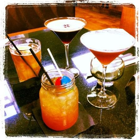 Darwen, UK: Our Cocktails! Yum! :-) xxx