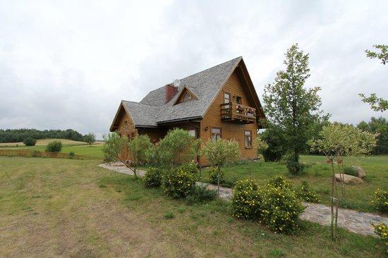 Dolina Sarenek: The hotel