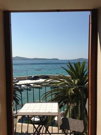 Villa Ana: View from the bedroom
