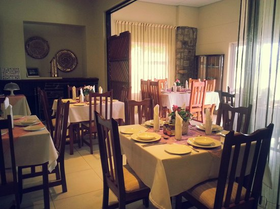 The Homestead Margate: Dining Room where we serve a full breakfast every morning