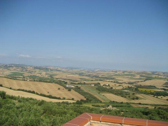 Casa Portagioia: View