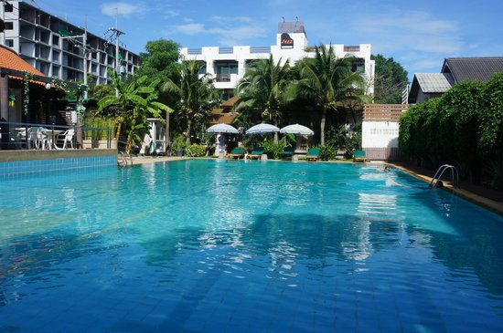 My Way Hua Hin Music Hotel: Pool