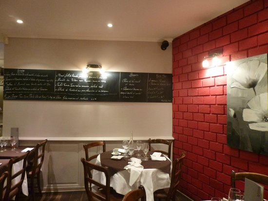 La salle a manger sevres restaurant reviews phone for Restaurant la salle a manger tunis