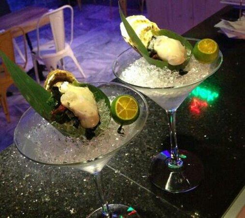 Menglu Sushi : 生蠔杯