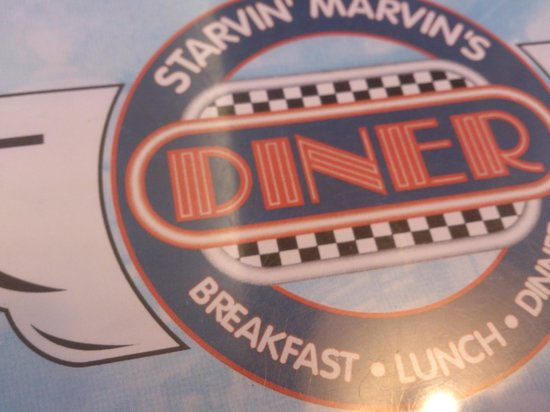 Starvin' Marvin's: Table Top