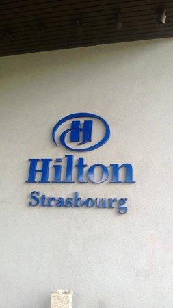 Hilton Strasbourg: Hilton 4*