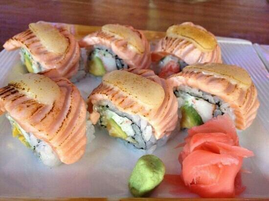 Menglu Sushi : 壽司
