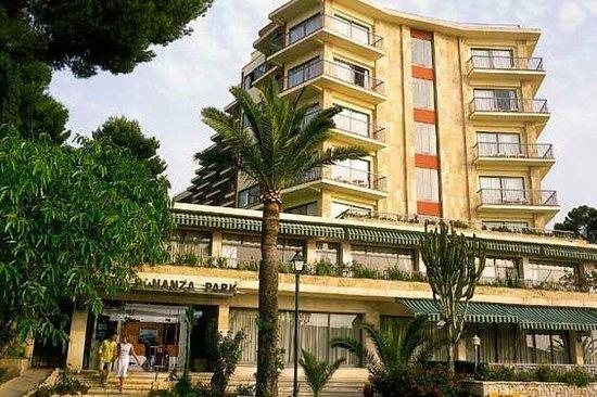 Hotel Riu Bonanza Park : Exterior