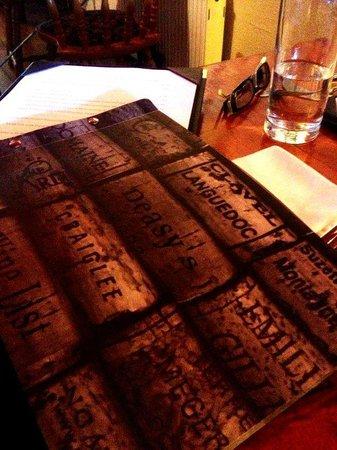 Deasy's Pub & Fish Restaurant: Corked...