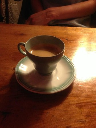 Deasy's Pub & Fish Restaurant: Espresso in Wedgewood!