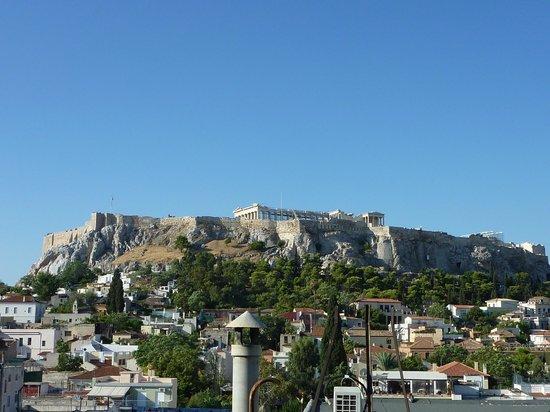 Ξενοδοχείο Πλάκα: The Acropolis