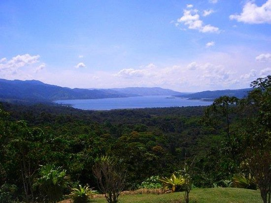 Arenal Observatory Lodge & Spa: Lake Arenal View from Cabins