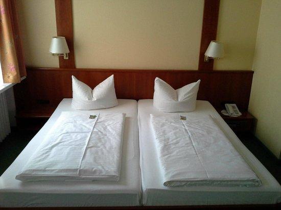 Hotel Marienbad: I nostri letti