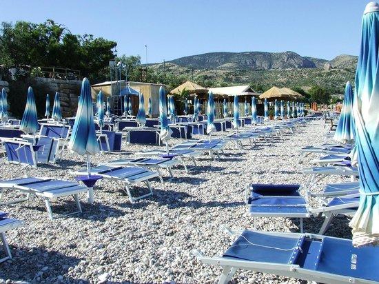 Villaggio San Matteo: spiaggia del villaggio (Lido San Matteo)