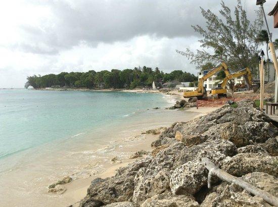 Mango Bay All Inclusive : A Beach View!