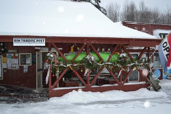 Long Lake, NY: ADK Trading Post, Winter 2012