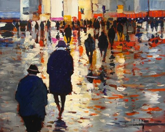 Addison Art Gallery: Olivier Suire Verley After the Rain