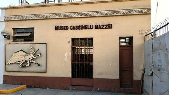 Casinelli Museum (Museo Arqueológico Casinelli) : Museo Cassinelli Mazzei