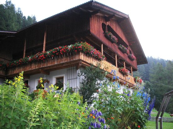 Glinzhof Mountain Natur Resort Agriturismo: Glinzhof