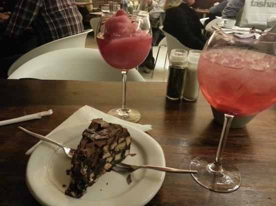 Tasha's: cocktails