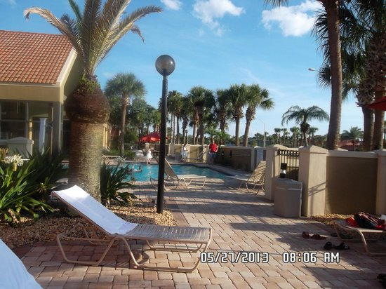 Legacy Vacation Resorts: pool side