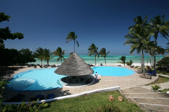 Karafuu Beach Resort and Spa: POOL