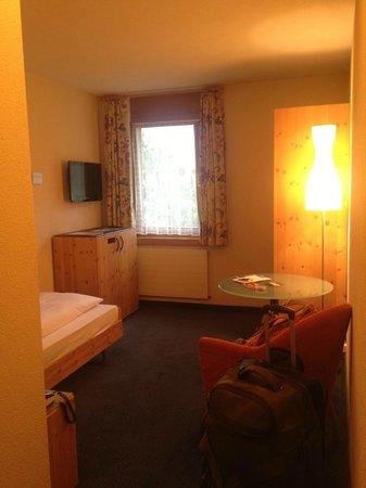 Hotel Garni Chesa Mulin: My room...