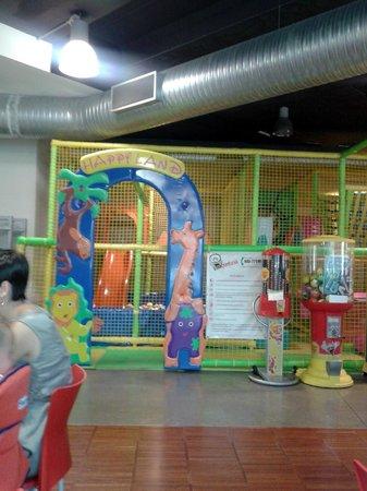 Brusaporto, Italy: Giochi per bambini