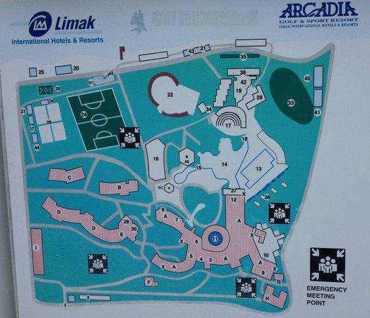Hotel Limak Arcadia Golf & Sport Resort***** Reviews ...