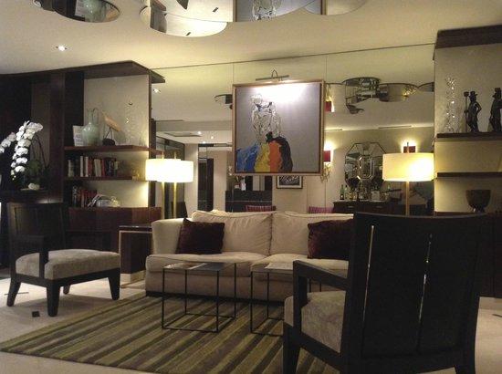 Hotel le Senat: Bar