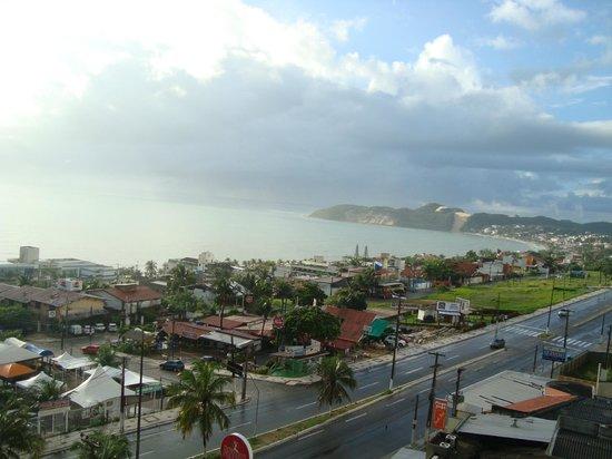 Best Western Premier Majestic Ponta Negra Beach: vista desde la habitacion