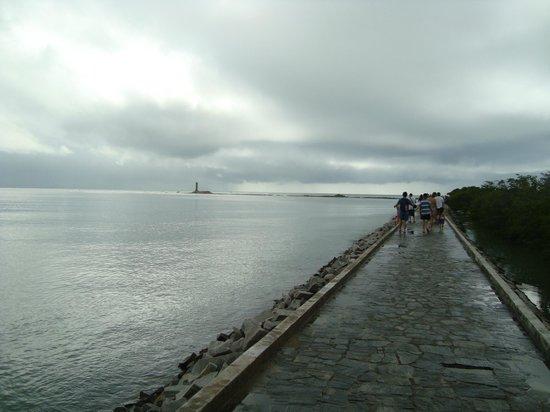 Best Western Premier Majestic Ponta Negra Beach: fuerte dos reis