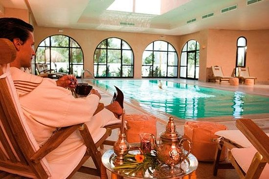 Concorde Hotel Marco Polo: spa and wellness