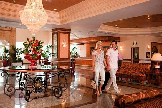 Concorde Hotel Marco Polo: lobby