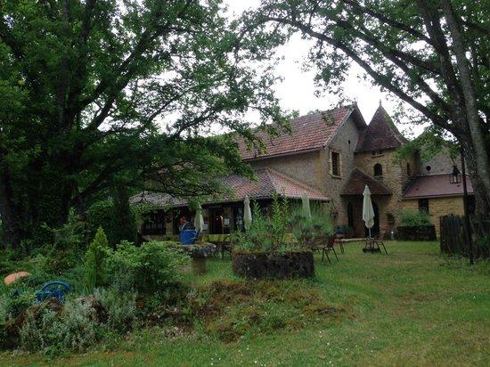 Auberge de Castel Merle : The auberge