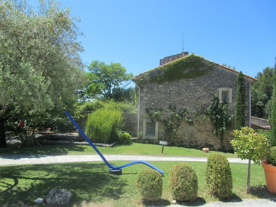 Auberge La Feniere: What a view and what a place -