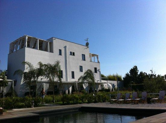 Hotel & Spa La Suite: Esterno intera struttura