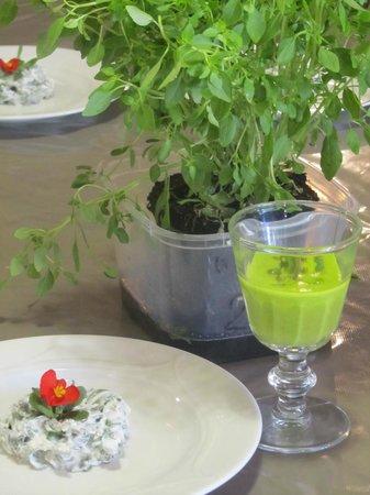 Auberge La Feniere: Does it look good? It was better , it was delicious