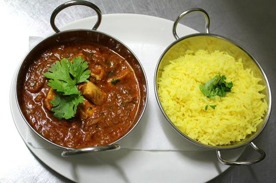Tommy Tuckers: Lamb Madras