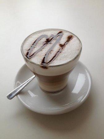 Bowie Cafe: Café Paula.