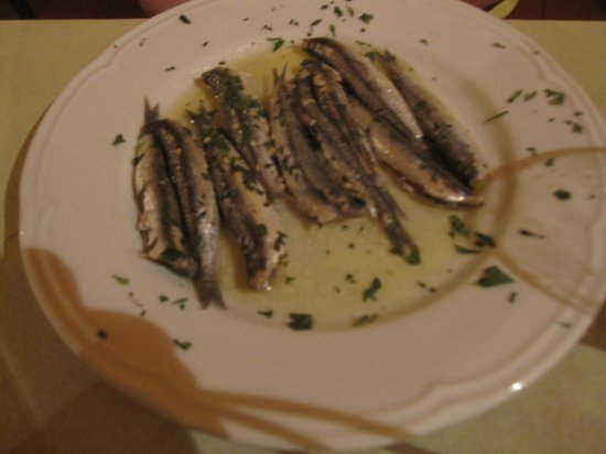 Osteria La Chitarra: main-dish 2 (second2: sardine)