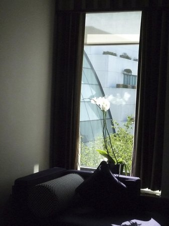 Fitzwilliam Hotel Dublin: Room on 5th Floor