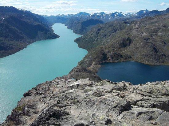 Jotunheimen National Park: Besseggen ridge